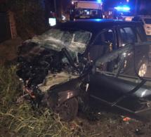 Fontaine-l'Abbé : un automobiliste tué dans un violent face à face avec un camion