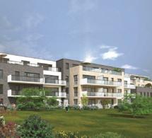 Carré d'Or : une future résidence de standing au cœur du nouveau Bois-Guillaume