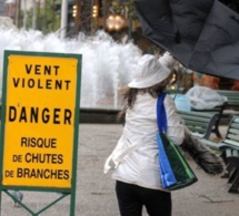 Vent violent : l'Eure placé en vigilance orange, ce samedi soir. Les consignes du préfet