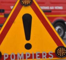Accident : 30 tonnes de luzerne se déversent sur la route à Franqueville-Saint-Pierre