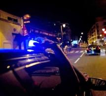 Saint-Etienne-du-Rouvray : en voulant distancer les policiers, sa voiture percute un lampadaire