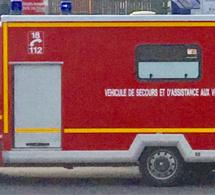 Collision entre un autobus et une voiture : 1 mort, 5 blessés légers  près du Neubourg