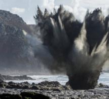 40 engins explosifs détruits par les plongeurs-démineurs en Normandie et le Pas-de-Calais