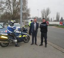 Insécurité routière : 227 conducteurs verbalisés en quelques jours sur les routes de l'Eure