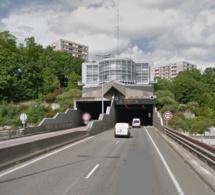 Rouen : la vitesse réduite à 70 km/h en amont et en aval du tunnel de la Grand'Mare