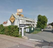Vol à main armée à l'hôtel Première Classe à Saint-Etienne-du-Rouvray : le malfaiteur dérobe 1 000 €