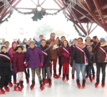 Limay : six jours de bonheur sur la patinoire artificielle pour les jeunes