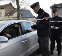 Réveillon du nouvel an dans l'Eure : contrôles renforcés sur la route et distribution d'éthylotests