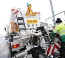 Neige et verglas : circulation à nouveau normale sur les autoroutes en Seine-Maritime et dans l'Eure