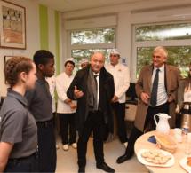 La Région Normandie lance un vaste programme de modernisation de ses lycées