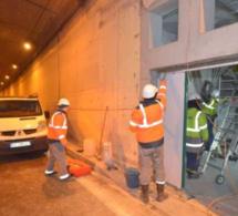 Autoroute A14 : une issue de secours supplémentaire ouverte dans le tunnel de Saint-Germain-en-Laye