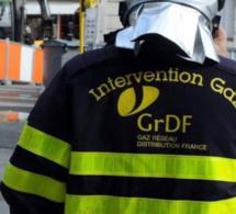 Franqueville-Saint-Pierre : une conduite de gaz détériorée lors de travaux, trois pavillons évacués