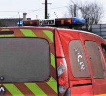 Collision mortelle ce matin entre Orbec et Caorches-Saint-Nicolas, près de Bernay