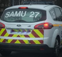 Un motard tué à Authevernes, six blessés à Saint-Sébastien-de-Morsent dans des accidents de la route