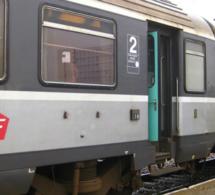 Exhibition sexuelle dans le train Paris - Rouen : un habitant de Vernon arrêté à la gare de Mantes-la-Jolie
