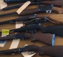 Seine-Maritime : une quinzaine d'armes détenues illégalement saisies au domicile d'un mari violent