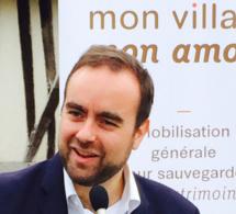 Sébastien Lecornu, président du département de l'Eure, lâche à son tour François Fillon