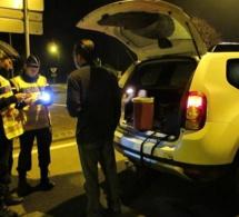 Six cambriolages et trois vols à la roulotte la même nuit à Boisset-lès-Prévanches