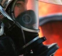 Une famille de cinq personnes relogée après l'incendie de sa maison à Préaux