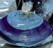 Le musée du château de Martainville accueille un créateur en verre au chalumeau