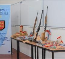 Eure : les braqueurs d'un supermarché de La Barre-en-Ouche tombent dans le filet des gendarmes
