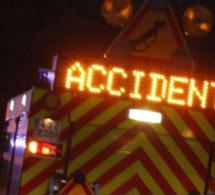 Un poids-lourd transportant des matières dangereuses accidenté sur l'A28 entre Neufchâtel et Rouen