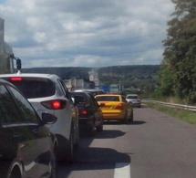 Travaux sur l'A13 dans l'Eure : des bouchons sont signalés vers Caen et Paris en amont du chantier