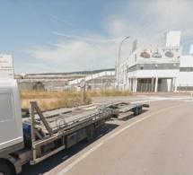 Renault-Flins : un chauffeur écrasé accidentellement en chargeant des véhicules sur son camion