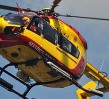 Evacuation médicale au large de Port-en-Bessin pour un marin souffrant de douleurs thoraciques