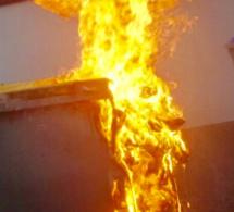 Rouen : il incendie sept poubelles avenue Champlain et tente de brûler une cabine téléphonique