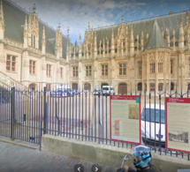 Alerte incendie : le palais de justice de Rouen évacué en début d'après-midi
