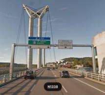 Rouen : perturbations à prévoir autour du pont Flaubert, fermé partiellement en raison d'un incident technique