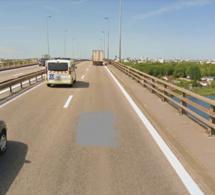 Travaux sur le Viaduc de Calix à Caen : circulation perturbée et poids-lourds déviés à partir de mardi