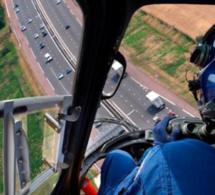 Le comportement des automobilistes observé à la loupe sur l'autoroute A13, dans l'Eure