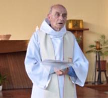 Emmanuel Macron assiste ce matin à l'hommage au père Hamel, assassiné dans l'église de Saint-Étienne du Rouvray