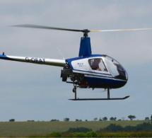 Un hélicoptère biplace s'écrase sur l'aéroport de Rouen-Boos : le pilote légèrement blessé