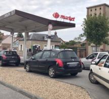Carburant : les routiers lèvent le blocage du dépôt Rubis de Grand-Quevilly, en Seine-Maritime