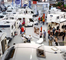 Mantes-la-Jolie accueille le 1er Salon du Camping-car d'Île-de-France, du 20 au 23 octobre