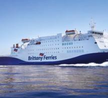 Le Baie de Seine, victime d'un dysfonctionnement électronique au large du Havre, avec 310 passagers à bord