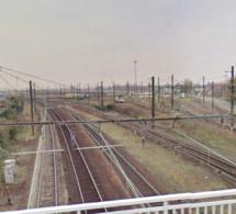 Trappes : une tête d'obus récupérée par les démineurs sur une voie SNCF