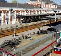 Eure : foudroyé par un arc électrique de 25 000 volts sur le toit d'une locomotive en gare d'Évreux