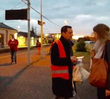 Les usagers normands de la SNCF sensibilisés à la sécurité en gare : détail des règles à respecter