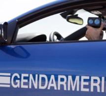 Seine-Maritime : une conductrice cumule les infractions pour échapper à un contrôle de gendarmerie
