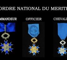Huit personnalités euroises nommées ou promues dans l'ordre national du Mérite