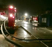 Eure : une femme succombe dans l'incendie de son appartement à Val-de-Reuil