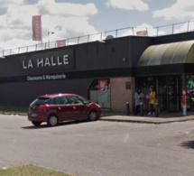 Deux monte-en-l'air surpris sur le toit du magasin La Halle a Buchelay : ils sont arrêtés par la police