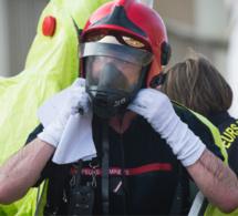 Incendie dans une champignonnière à Carrières-sur-Seine à cause d'un barbecue : 50 pompiers mobilisés