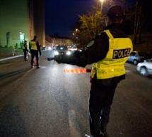 Le voleur de sacs à main à Limay et Evecquemont interpellé au pied d'une clôture