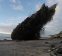 Sept engins explosifs détruits par les plongeurs-démineurs de la Manche