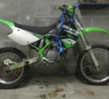 Eure : un adolescent de 13 ans interpellé au guidon d'une moto de cross non-homologuée